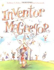 Cover art for INVENTOR MCGREGOR