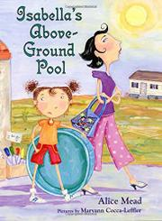 Book Cover for ISABELLA'S ABOVE-GROUND POOL