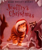 JEOFFRY'S CHRISTMAS by Mary Bryant Bailey