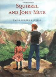 Cover art for SQUIRREL AND JOHN MUIR