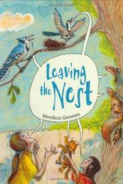 Cover art for LEAVING THE NEST
