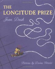 Cover art for THE LONGITUDE PRIZE