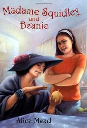 Book Cover for MADAME SQUIDLEY AND BEANIE