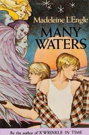Book Cover for MANY WATERS