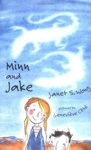 MINN AND JAKE by Janet S. Wong