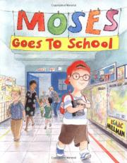 Cover art for MOSES GOES TO SCHOOL