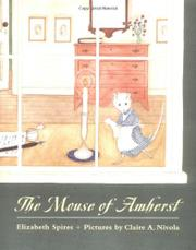 THE MOUSE OF AMHERST by Elizabeth Spires