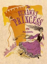 Book Cover for THE RUNAWAY PRINCESS