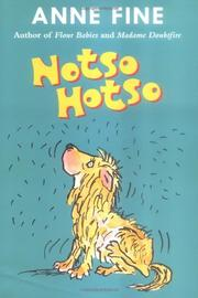 NOTSO HOTSO by Anne Fine