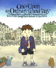 Cover art for ONCE UPON AN ORDINARY SCHOOL DAY