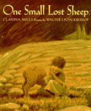 Book Cover for ONE SMALL LOST SHEEP