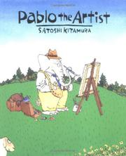 Book Cover for PABLO THE ARTIST