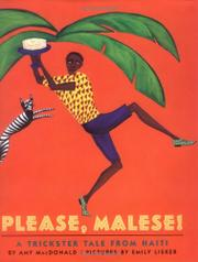 Cover art for PLEASE, MALESE!
