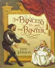 Cover art for THE PRINCESS AND THE PAINTER