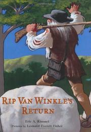 RIP VAN WINKLE'S RETURN by Eric A. Kimmel