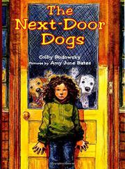 Cover art for THE NEXT-DOOR DOGS