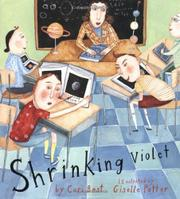 Book Cover for SHRINKING VIOLET