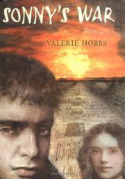 SONNY'S WAR by Valerie Hobbs