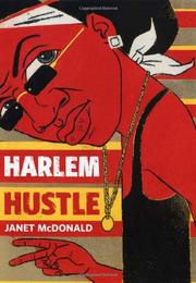 HARLEM HUSTLE by Janet McDonald