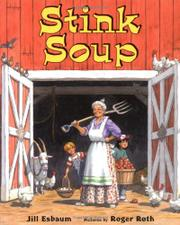 STINK SOUP by Jill Esbaum