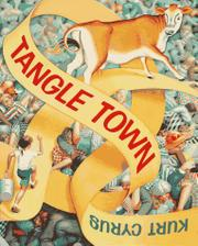 Book Cover for TANGLE TOWN
