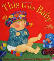 Cover art for THIS IS THE BABY