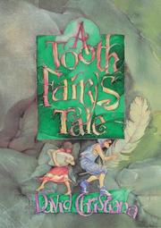 Cover art for A TOOTH FAIRY'S TALE