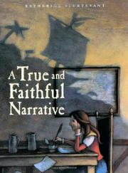 Book Cover for A TRUE AND FAITHFUL NARRATIVE