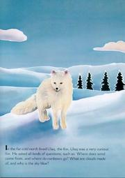 ULAQ AND THE NORTHERN LIGHTS by Harriet Peck Taylor