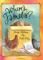 Cover art for WHERE'S JAMELA?
