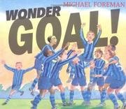 Book Cover for WONDER GOAL!