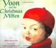 YOON AND THE CHRISTMAS MITTEN by Helen Recorvits