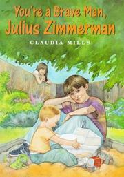 Cover art for YOU'RE A BRAVE MAN, JULIUS ZIMMERMAN
