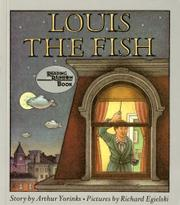 LOUIS THE FISH by Arthur Yorinks