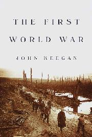 Cover art for THE FIRST WORLD WAR
