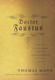 book review of doctor faustus