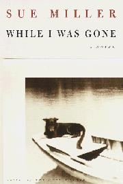 Cover art for WHILE I WAS GONE