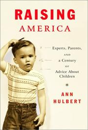 Cover art for RAISING AMERICA