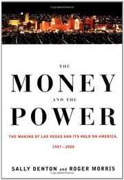 Cover art for THE MONEY AND THE POWER
