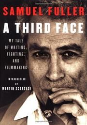 Book Cover for A THIRD FACE