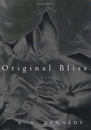 Cover art for ORIGINAL BLISS