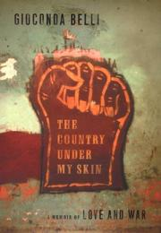 Cover art for THE COUNTRY UNDER MY SKIN