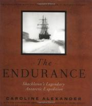 Cover art for THE ENDURANCE