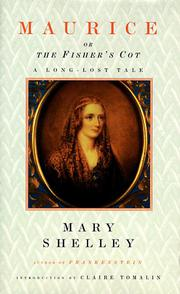 MAURICE by Mary Shelley