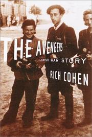 Cover art for THE AVENGERS