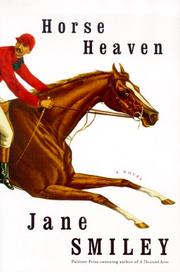 Book Cover for HORSE HEAVEN