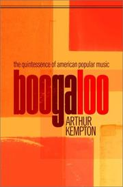 Cover art for BOOGALOO