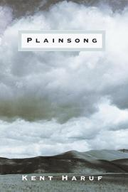 Book Cover for PLAINSONG
