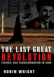 Cover art for THE LAST GREAT REVOLUTION