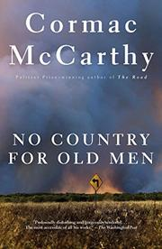 Cover art for NO COUNTRY FOR OLD MEN